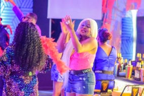 BBNaija: Exclusive Photos Of Moments You Missed From Week 2 Party