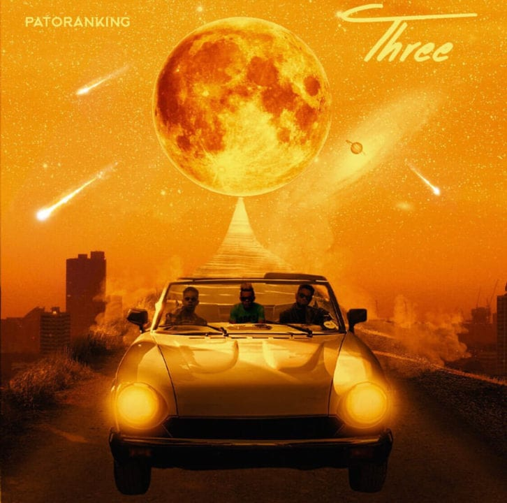 Patoranking - Three Album