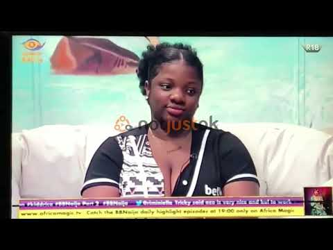 #BBNaija: Dorathy Admits Having Feelings for Brighto