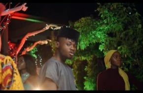 "Kuami Eugene Dishes Out New Single And Video ""Open Gate"""