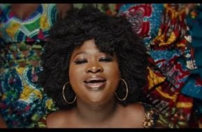 "Sista Afia Hooks Up With Fameye On ""Party"""