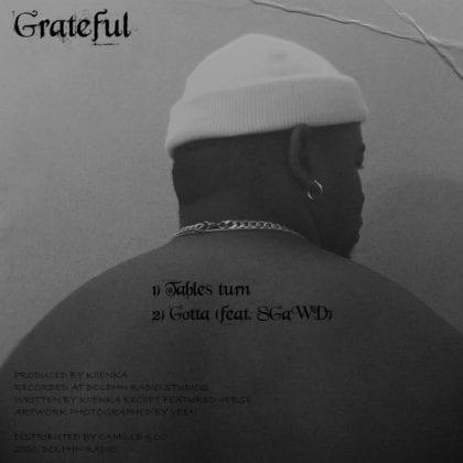 "Kiienka Returns with ""Grateful"", A New Double-single Release"