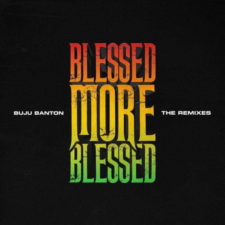 Buju Banton, Patoranking - Blessed Remix