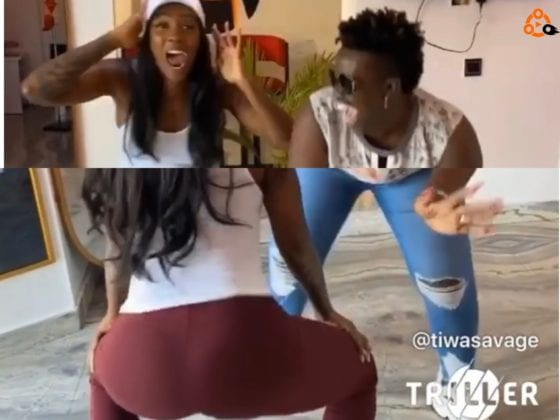 Tiwa Savage Koroba Real warri pikin