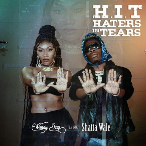 """Wendy Shay Teams Up With Shatta Wale For """"Haters In Tears"""""""