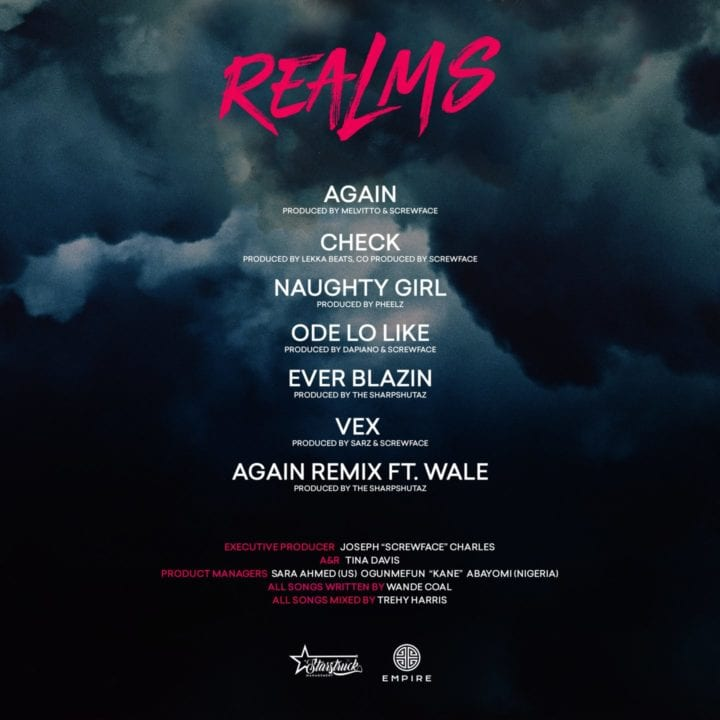 Wande Coal Realms review