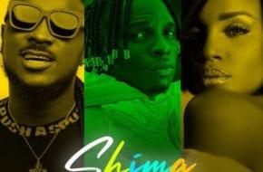 Idahams, Peruzzi, Seyi Shay - Shima Remix