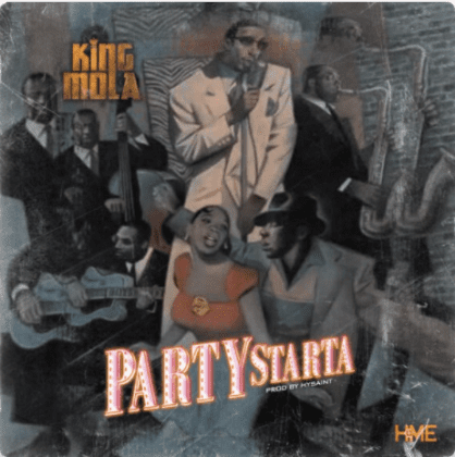 VIDEO: King Mola – Party Starta