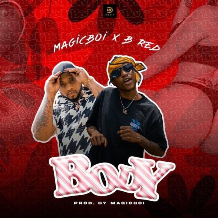 Magic Boi, B-Red - Body