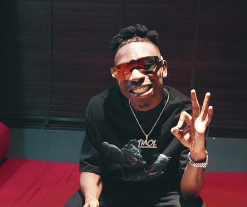 "Mayorkun gives Zinoleesky's ""Mapariwo"" a fresh twist 