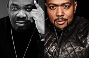 Don Jazzy and Timbaland