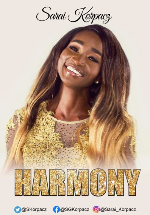 SONG: Sarai Korpacz - 'Harmony' == Stream Mp3 & Listen | Notjustok