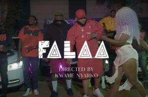 D-Black ft. Medikal - Falaa