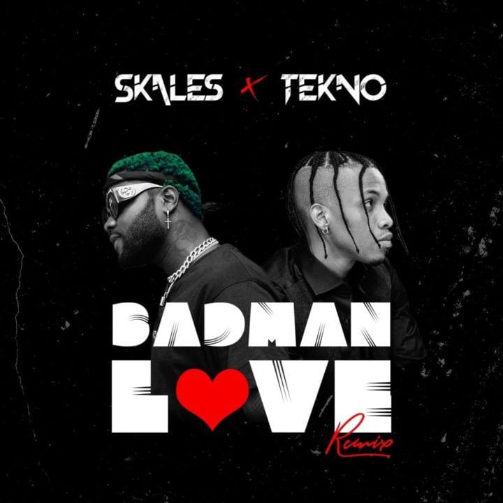 Skales, Tekno - Badman Love Remix