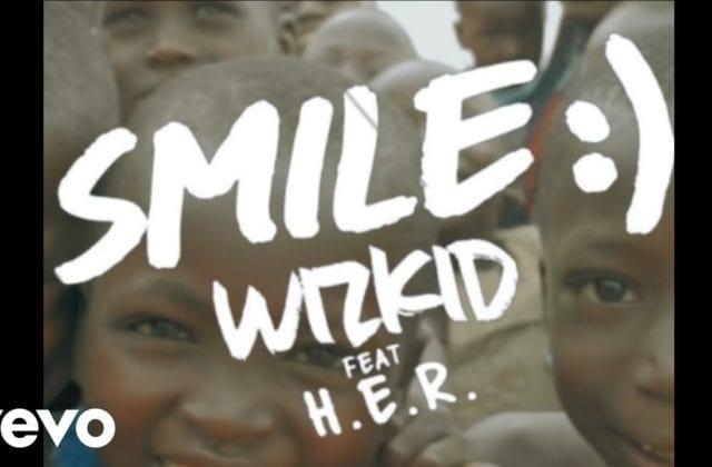 Wizkid, H.E.R - Smile