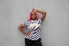Watch Cuppy, Sam Wise, In Manchester United's Official Jersey Campaign