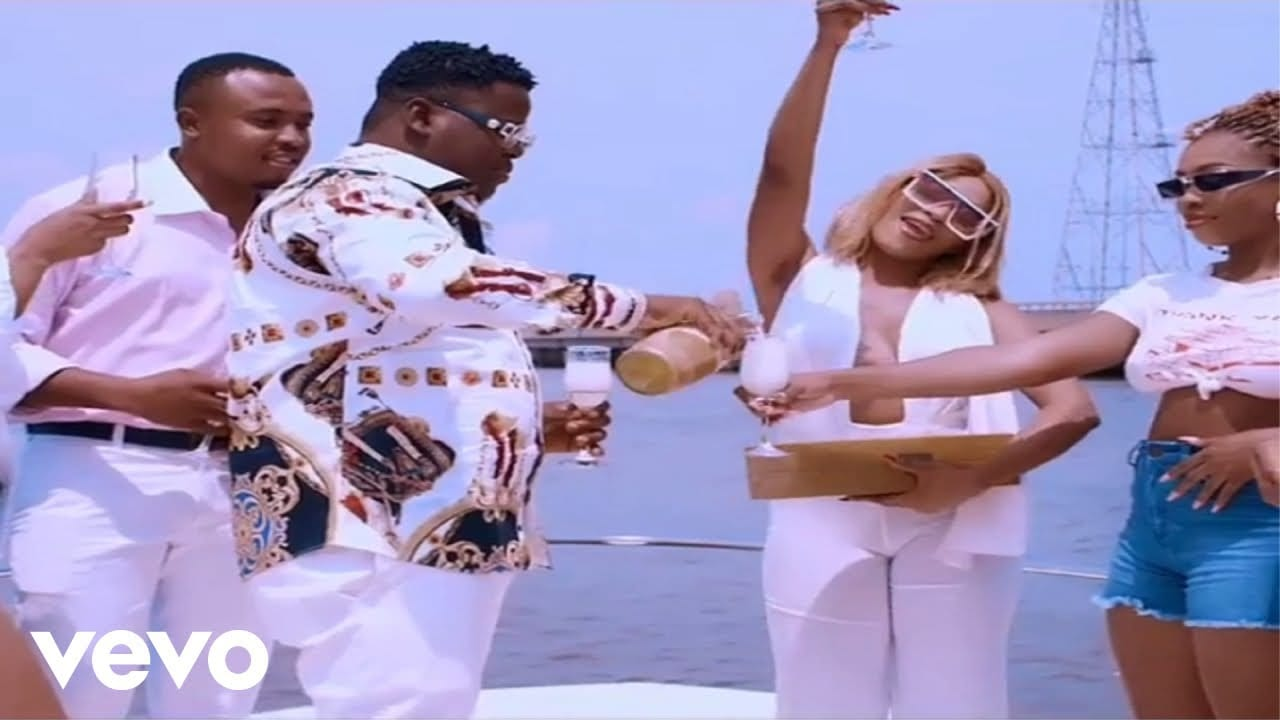 "Anyidons And Kcee Shine On Cultutral ""Igbotic"" Video 