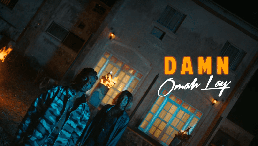 """Watch Omah Lay Shine On The Video For """"Damn"""""""