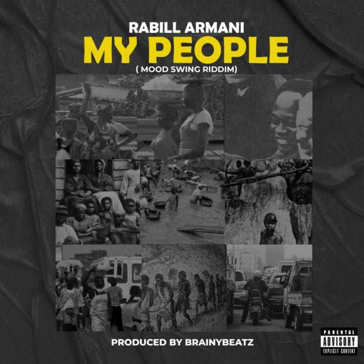Rabill Armani - My People