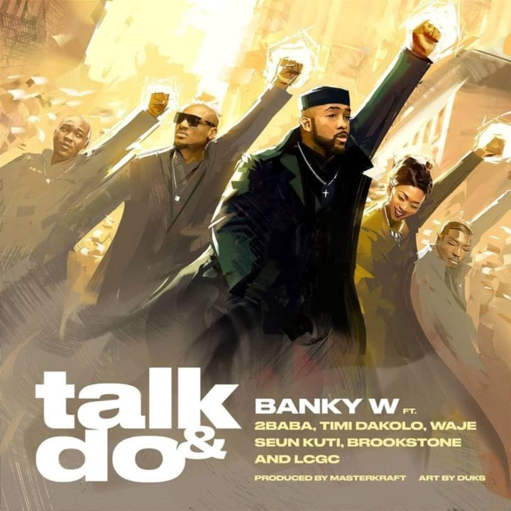 Banky W, 2Baba, Timi Dakolo, Waje, Seun Kuti, Brookstone, LCGC - Talk and Do