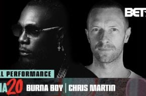 Burna Boy & Chris Martin perform 'Monsters You Made' @ BET #HipHopAwards 2020 | WATCH