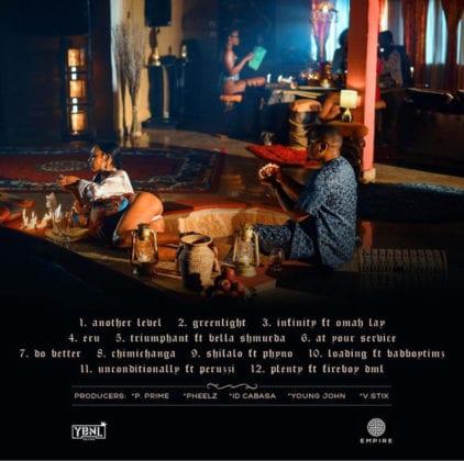 Olamide's Carpe Diem Album Tracklist