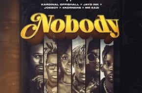 DJ Neptune - Nobody (Canada Remix)