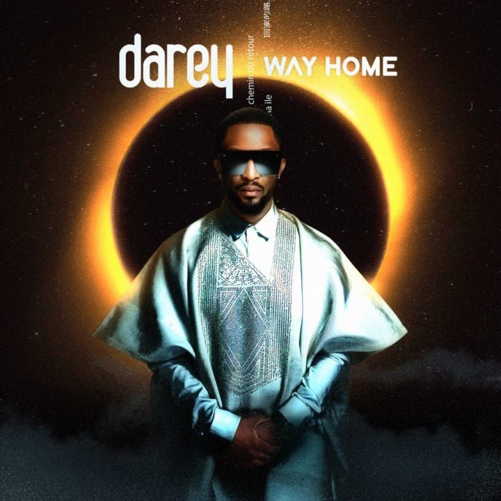 Darey - Way Home EP