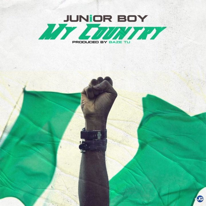 Junior Boy - My Country