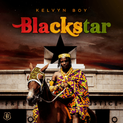 Kelvyn Boy releases 'Watch Nobody' | Pre-Order the Blackstar Album