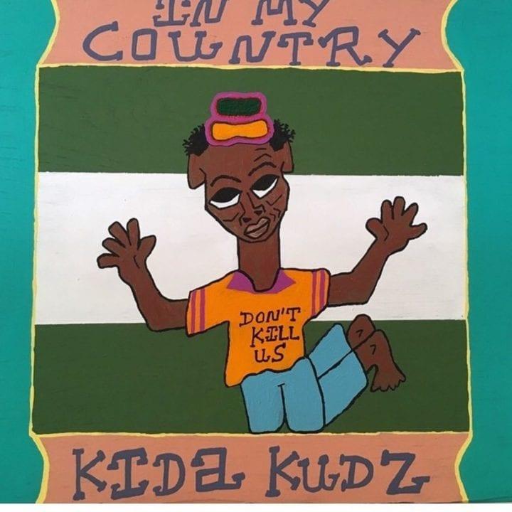 Kida Kudz - In My Country
