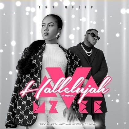 MzVee & Medikal combine forces to sing 'Hallelujah'