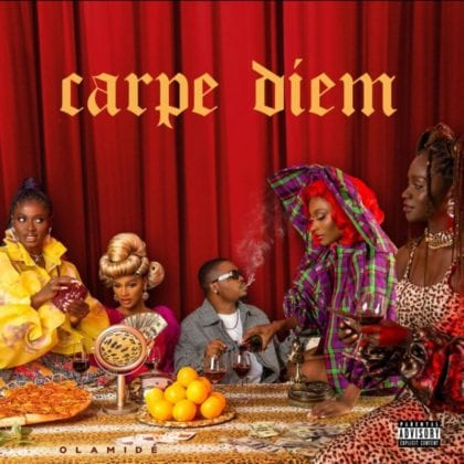 Olamide _ Carpe Diem Album