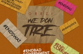 Orezi - We Don Tire