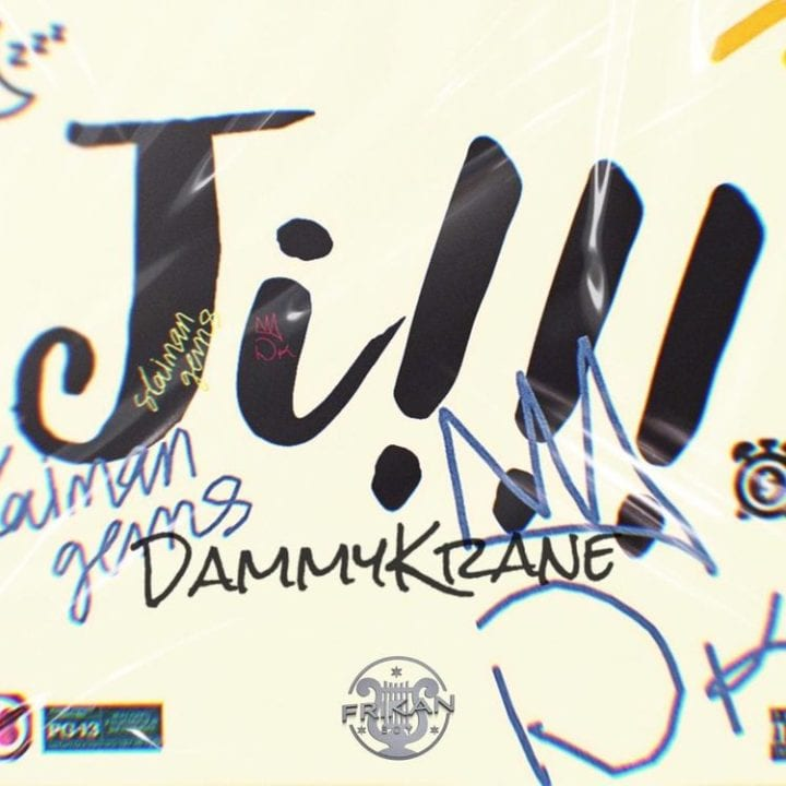 "Listen To Dammy Kane's New Single ""Ji"""