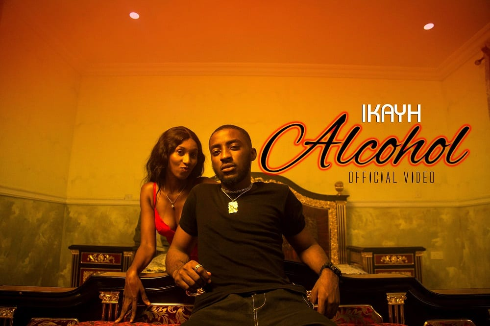 "Watch The Impressive Video To ""Alcohol"" by Ikayh"