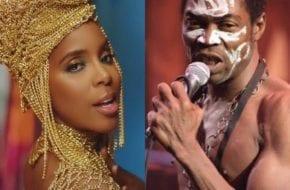 Kelly Rowland Fela