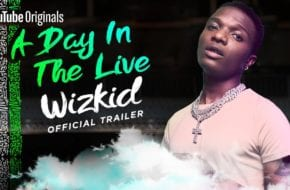 A Day in The Live of; Wizkid YouTube Live