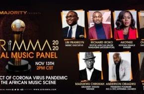 AFRIMMA 2020 Virtual Music Panel set to hold on Friday, Nov 13