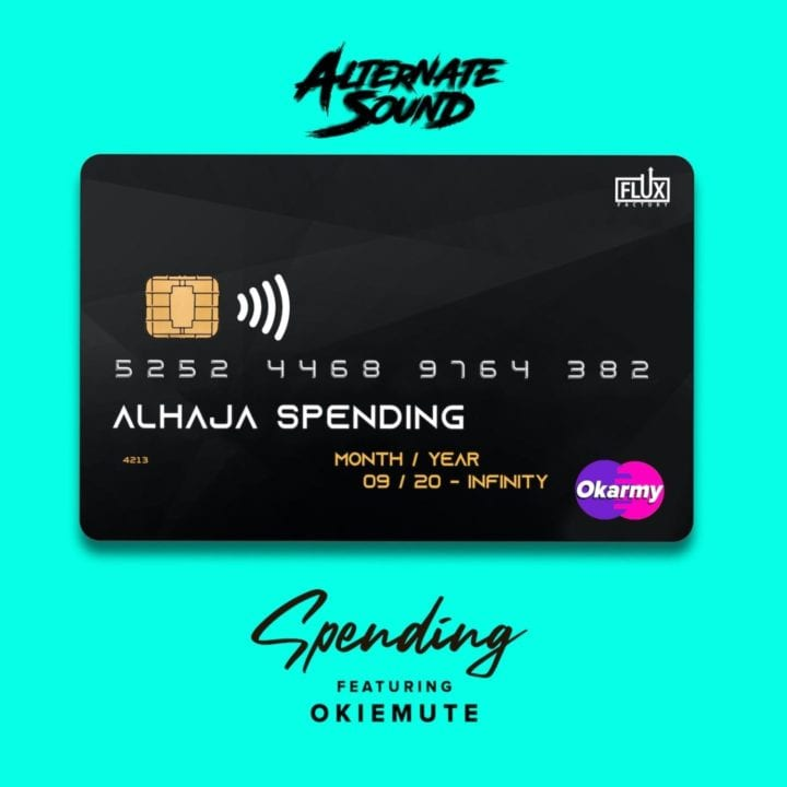 Alternate Sound, Okiemute - Spending