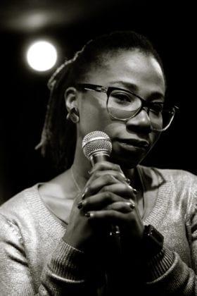 Asa performing