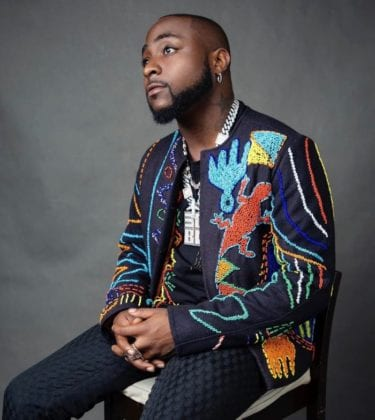 Davido Press Picture for A Better Time