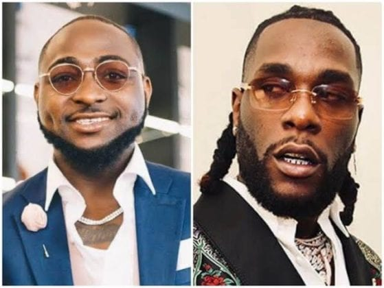 Davido vs Burna Boy