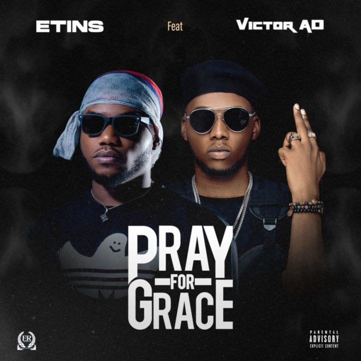 Etins, Victor AD, Fiokee - Pray For Grace