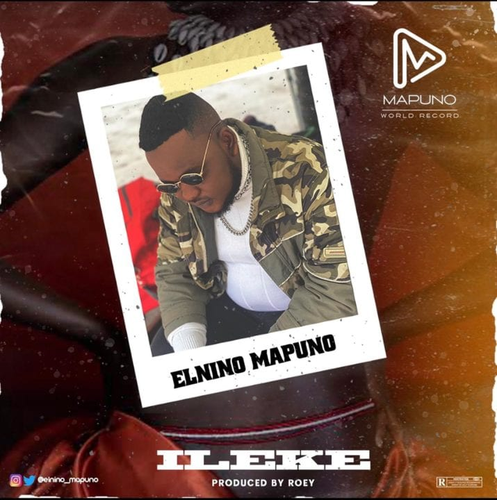 Debonair Artiste, Elnino Mapuno Serves Up New Song – Ileke