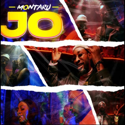 Montaru, is releasing his second major single in 'Jo'