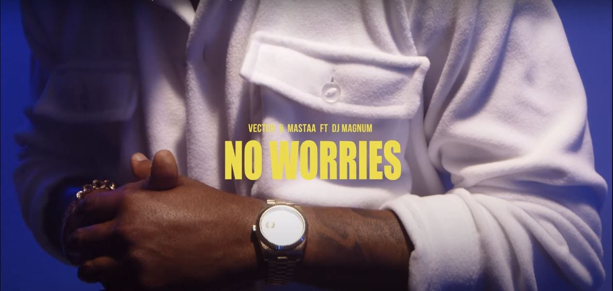 Vector, Mastaa and DJ Magnum Shine On Colorful Visuals for 'No Worries'