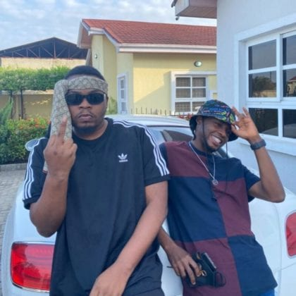 Olamide and Omah Lay output colourful video for 'Infinity'