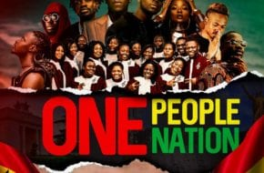 Stonebwoy, King Promise, Efya, others team up for 'One People One Nation'
