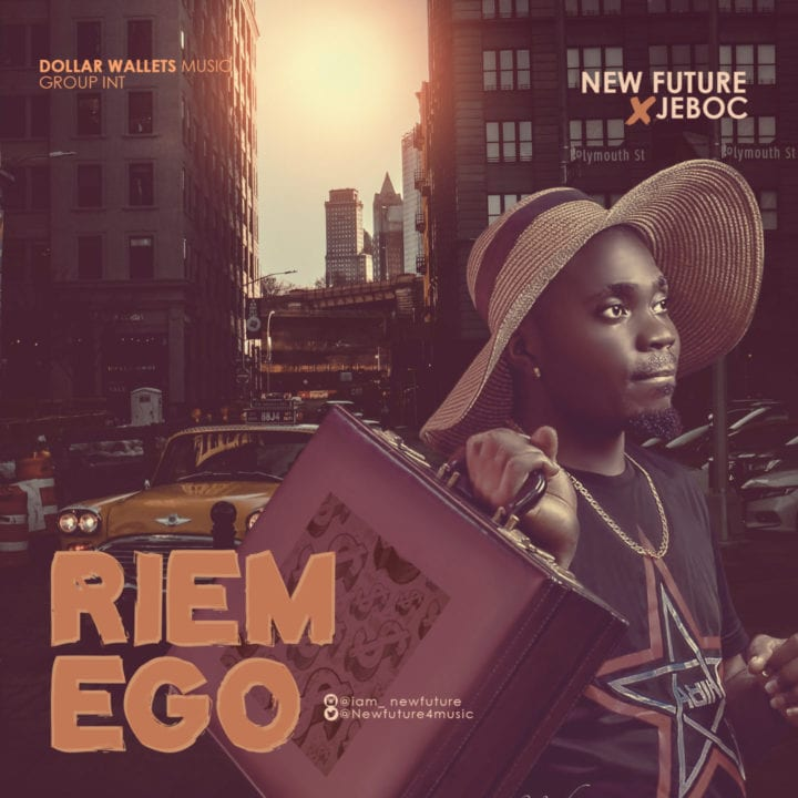 New Future and Jeboc Combine For – 'Riem Ego'
